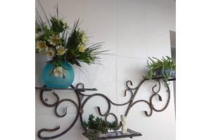Подставка для цветов(полка) настенная