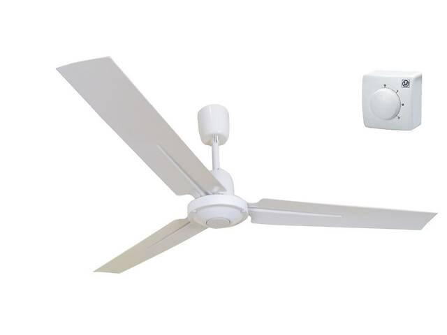 Потолочный вентилятор Soler&Palau HTB-150 RC- объявление о продаже  в Киеве