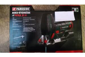 Продам Аккумуляторный лобзик PARKSIDE PSTKA 12 A1,новый из Германии