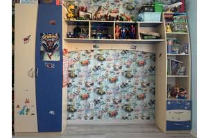 Продам детскую мебель кровать с матрасом 160/70