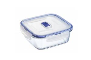 Пищевой контейнер Luminarc Pure Box Active квадр. 760 мл (P3551)