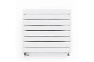 Радиатор дизайнерский Ideale Vittoria H 12 8/600 Белый (16898)