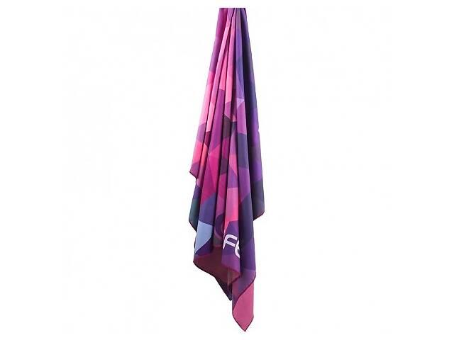 продам Рушник Lifeventure Soft Fibre Triangle Giant Фіолетовий (1012-63072) бу в Києві