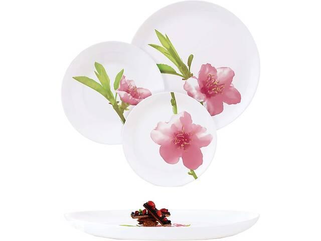 продам Сервиз столовый Luminarc Diwali Water Color Q3438 19 предметов бу в Одессе