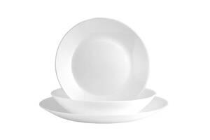 Сервиз столовый на 6 персон Arcopal Zelie 18 предметов L4122