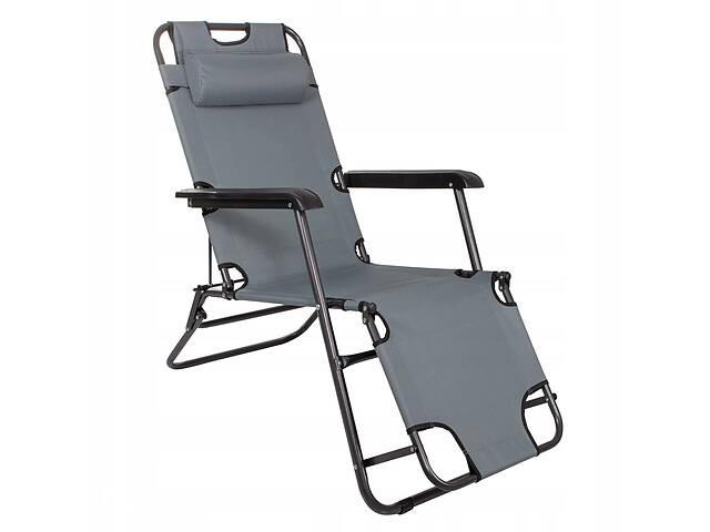 продам Шезлонг (кресло-лежак) для пляжа, террасы и сада Springos Zero Gravity GC0013 бу в Одессе