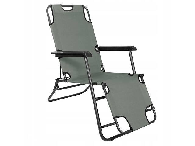 купить бу Шезлонг (кресло-лежак) для пляжа, террасы и сада Springos Zero Gravity GC0030 в Одессе