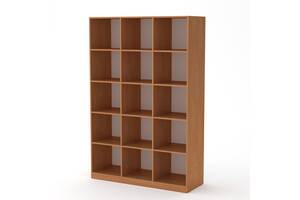 Шкаф книжный Компанит КШ-3 Ольха