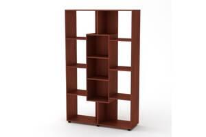 Шкаф книжный Компанит КШ-4 Яблоня