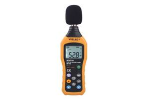 Шумомер MS6708 (MT-4618) ( 30-130 dB )± 1.5 dB с защитой от влаги и пыли Hyelec (mdr_1338)