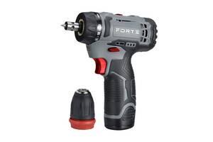 Шуруповерт аккумуляторный Forte CDR 1218-2 B2