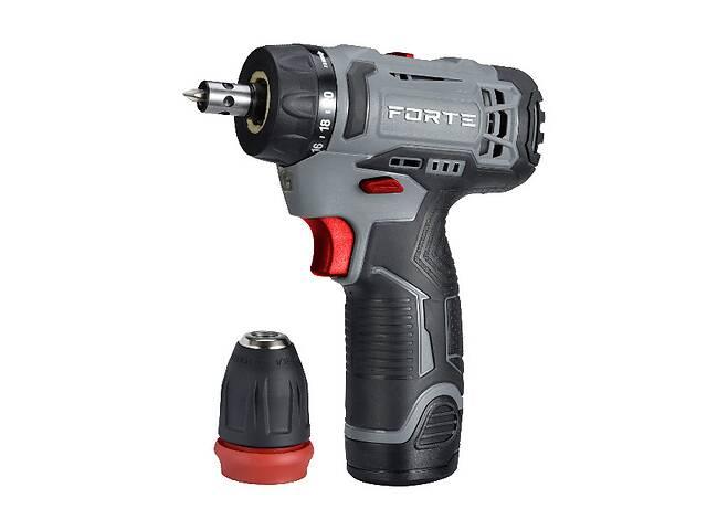 купить бу Шуруповерт аккумуляторный Forte CDR 1218-2 B2 в Кропивницком (Кировоград)