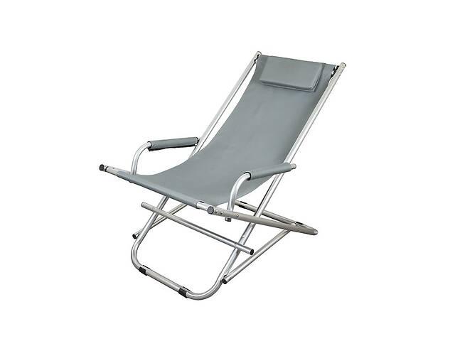 продам Складной шезлонг кресло-качалка Levistella Gp20022109 Moss бу в Киеве