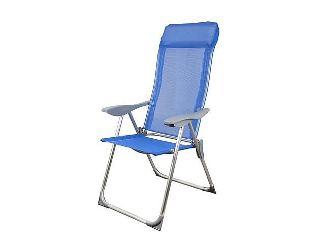 бу Складной шезлонг кресло Levistella Gp20022010 Blue в Киеве