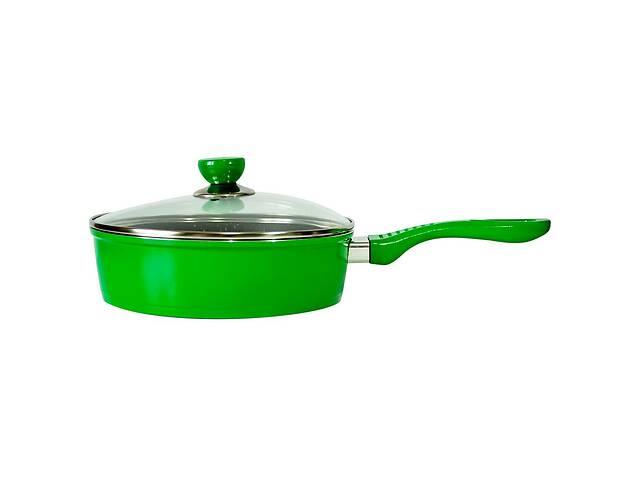 продам Сковорода Giakoma G 1018 24 см Зеленый бу в Харькове