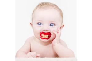 Соска з зубами Зубастики