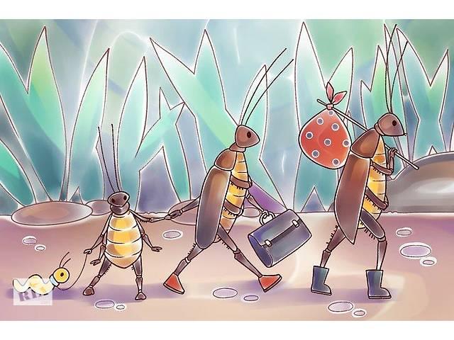 Средство от тараканов и прусаков, отрава.- объявление о продаже  в Запорожье