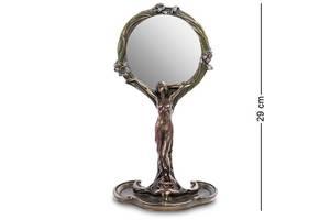 Статуетка з дзеркалом Veronese Дівчина 29 см 1906293