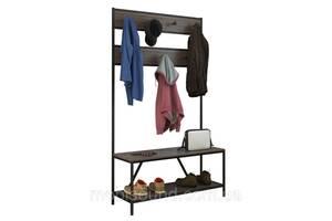 Стойка-вешалка для одежды в стиле LOFT (NS-967417122)
