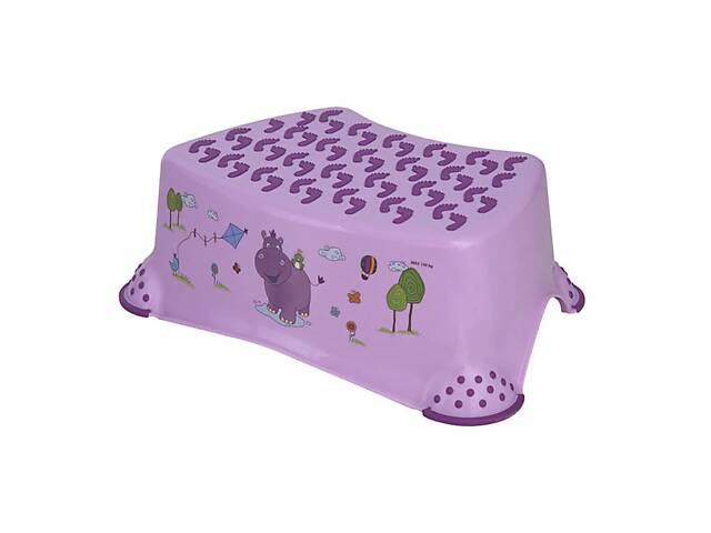 Ступенька в ванную Lorelli Фиолетовый- объявление о продаже  в Одессе