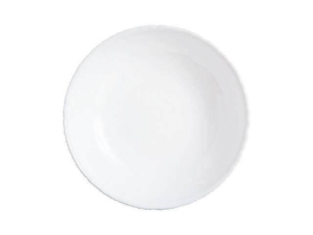 бу Тарелка суповая круглая Luminarc Ammonite White 21 см P8826 в Чернигове