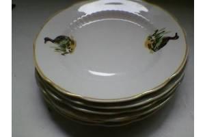 Тарелки Коростеньский фарфоровый з-д
