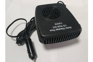 Тепловентилятор YF-125 12V FAN Heater 150W фен на ніжці