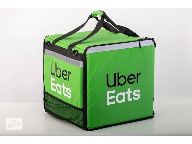 Термосумка Убер Uber Eats. Сумка холодильник НОВА!- объявление о продаже  в Києві
