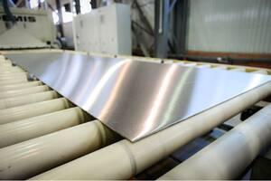 Трубы и листы с нержавеющая сталь от поставщика в Украине