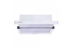 Вытяжка кухонная Minola HTL 6714 WH 1100 LED