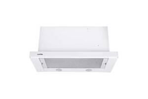 Вытяжка кухонная VENTOLUX GARDA 50 WH (1100) SMD LED