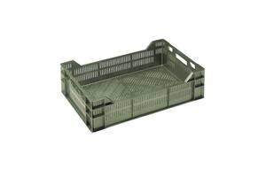 Ящик пластиковый Пласт-Бокс 1515.4000 600x400x150 мм
