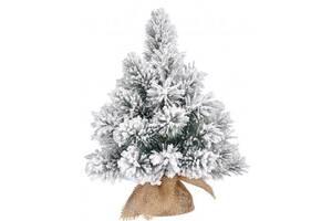 Искусственная сосна Black Box Trees Millington зеленая с эффектом снега, 0,45 м (8718861289060)