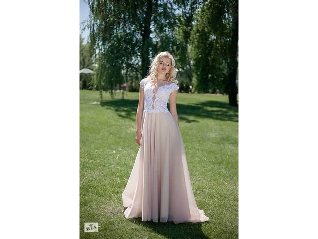 купить бу Очень нежное новое свадебное платье. в Днепре (Днепропетровск)