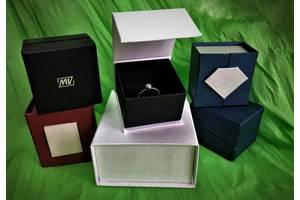 Футляр для колец,Коробка подарочная для ювелирных изделий.