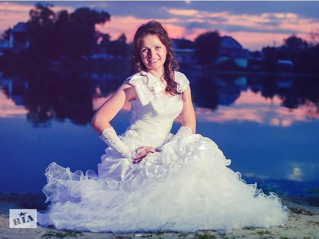 продам Продам свадебное платье бу в Ровно