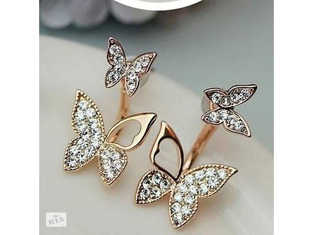 продам Сережки метелик бу в Хмельницком