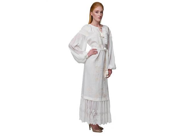 бу Платье вышиванка Мольфарка молочная в Чернигове