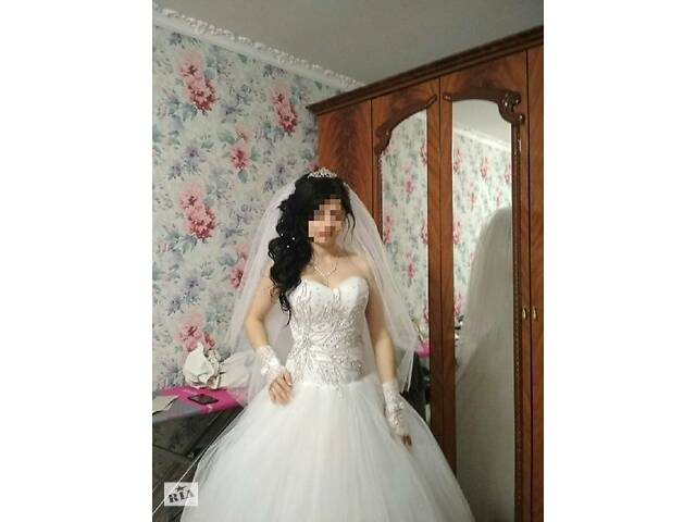 купить бу Свадебное платье в Жмеринке