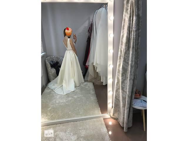 Свадебное платье- объявление о продаже  в Киеве