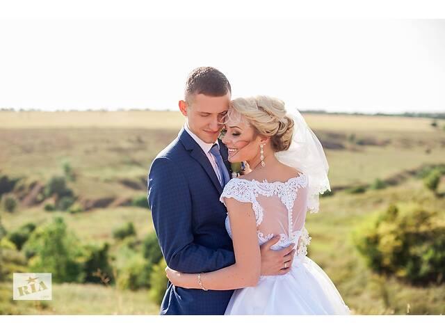 купить бу Свадебное платье в Полтаве