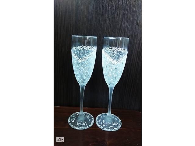 продам Свадебные бокалы бу в Полтаве