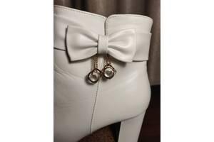 Свадебные сапожки, сапоги, ботинки