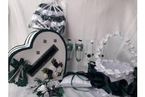 Великий вибір весільних аксесуарів