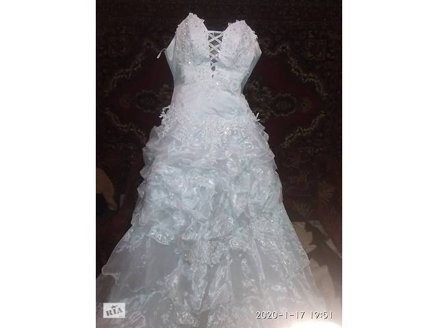 купить бу Свадебное платье в Ямполе