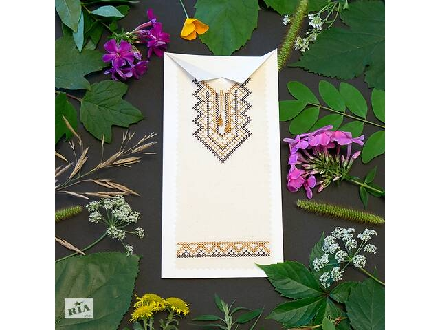 Вышитая открытка №617- объявление о продаже  в Чернигове
