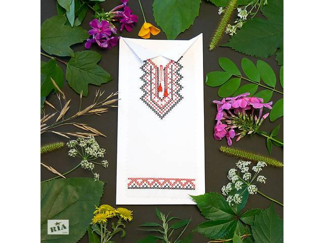 Вишита листівка №621- объявление о продаже  в Чернигове