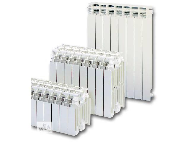 продам Алюминиевые радиаторы Global GL 200/180 бу в Киеве