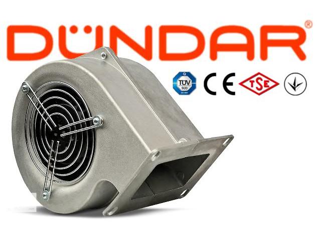 купить бу Алюминиевые центробежные вентиляторы dündar серии ca в Одесі
