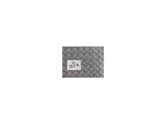 Алюминиевый лист рифленый квинтет 2мм 2х1000х2000мм 2х1250х2500мм 2х1500х3000мм ГОСТ 1050 АН24 марка АД0- объявление о продаже  в Николаеве